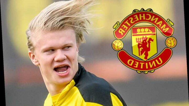 Erling Haaland wanted by TEN teams including Man Utd, Chelsea and Bayern Munich as Dortmund fight to keep hold of star