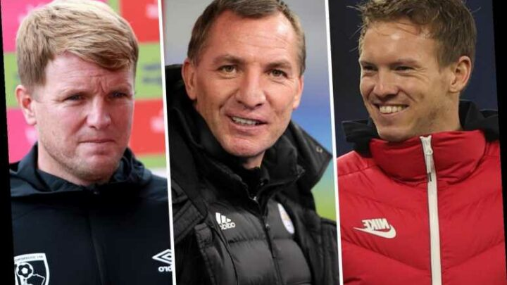 Tottenham next manager odds: Rodgers, Nagelsmann and Howe in the mix to replace Mourinho after Everton defeat