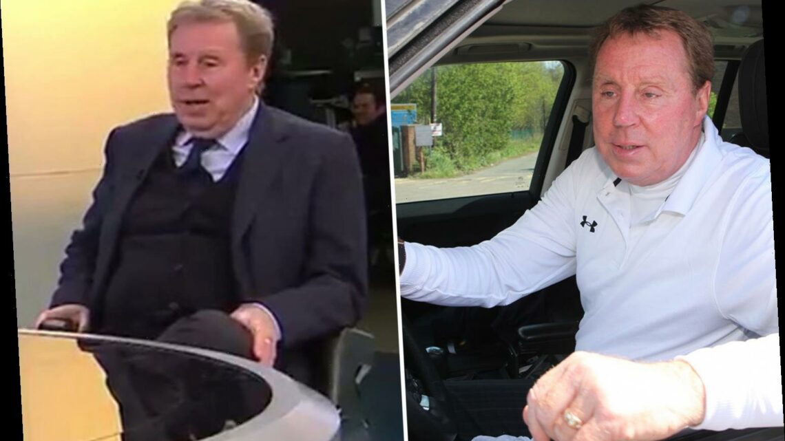 Harry Redknapp gets LOST on way to Sky Sports studio in transfer deadline day gaffe