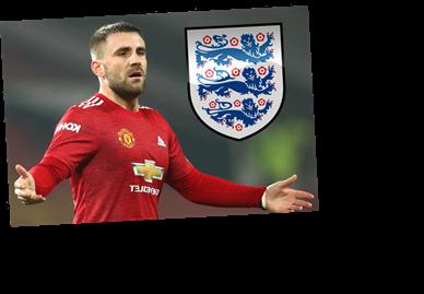 Man Utd star Luke Shaw set for sensational England recall two-years after last cap following stunning form this season