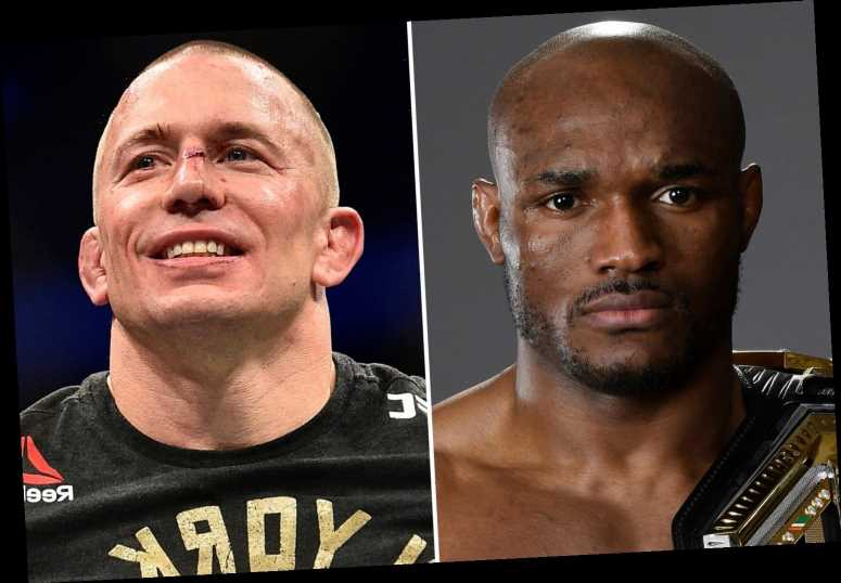 Dana White SLAMS 'casual' UFC fans for not appreciating Kamaru Usman enough after breaking Georges St-Pierre record