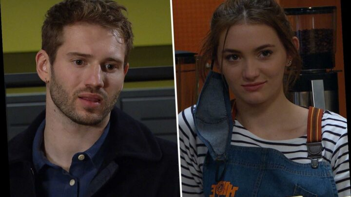 How old are Emmerdale's Jamie Tate and Gabby Thomas as ITV show kicks off new baby storyline?