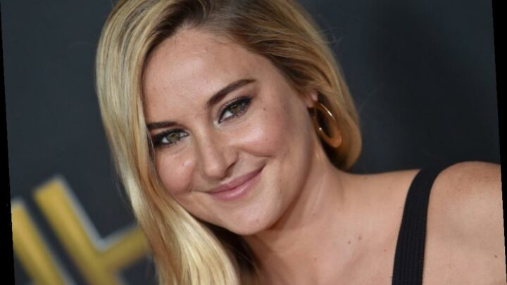 Shailene Woodley Has to 'Forgive Herself' Thinking Back at her 'Awkward as Hell' First Kiss