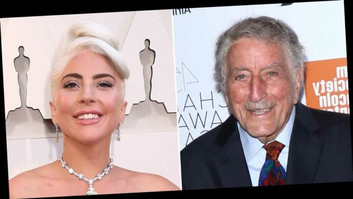 Tony Bennett Has Alzheimer's Disease, Still Working on 2nd Lady Gaga Album