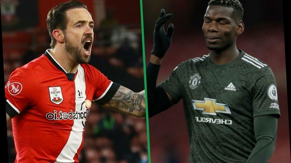 Man Utd vs Southampton: Live stream FREE, TV channel, team news and kick-off time for big Premier League clash TONIGHT