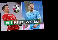 Lazio vs Bayern Munich LIVE: Stream FREE, TV channel, team news for big Champions League clash – latest updates
