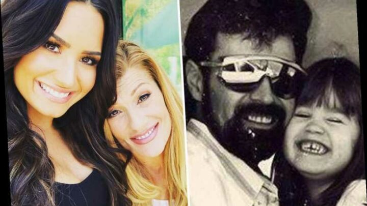 Who are Demi Lovato's parents Dianna and Patrick?