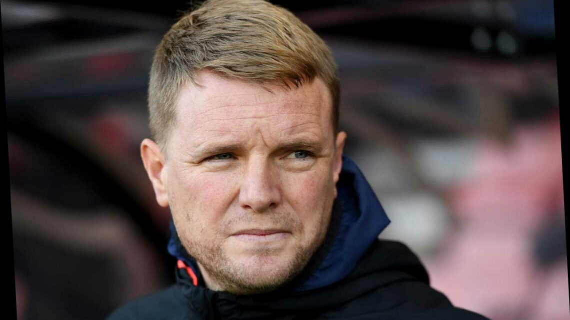 Crystal Palace next manager: Eddie Howe storms ahead of John Terry and Frank Lampard after bookies drop price overnight