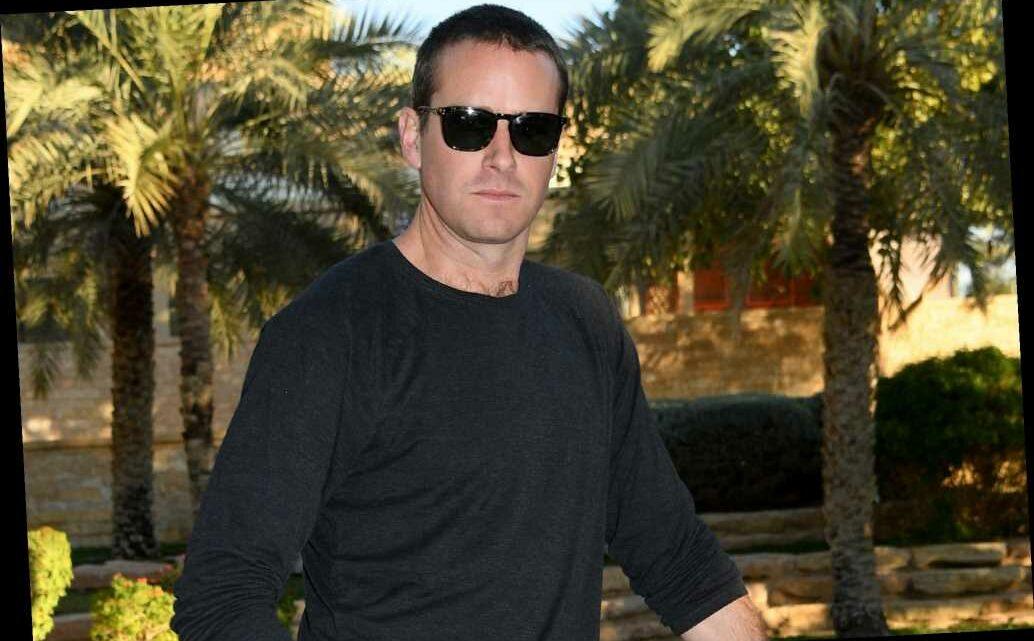 Cops deny wild rumor that Armie Hammer is suspect in death investigation