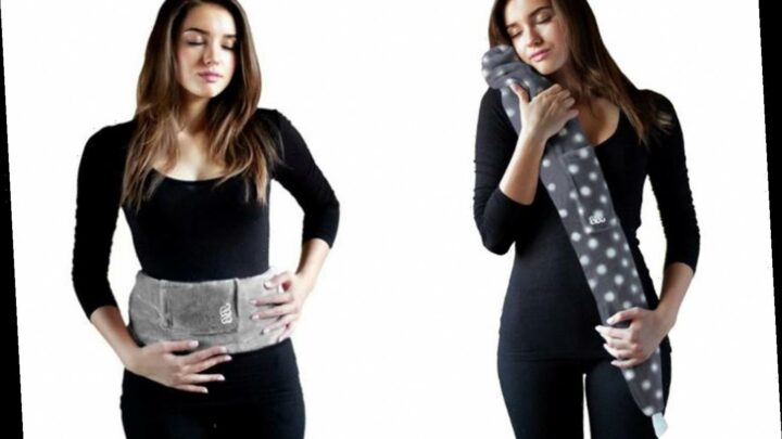 Argos is selling full body-length hot water bottles for £25 to keep you toasty this winter