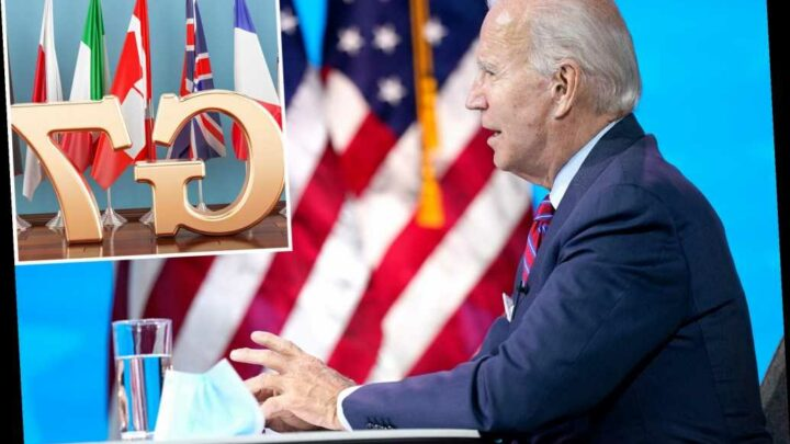Biden to discuss COVID-19, vaccines at virtual G7 summit