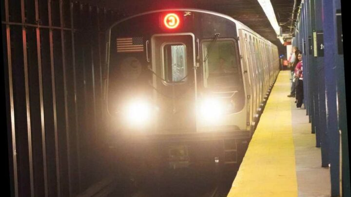 Mom whose tot was punched on Manhattan train: 'Nobody tried to help me'