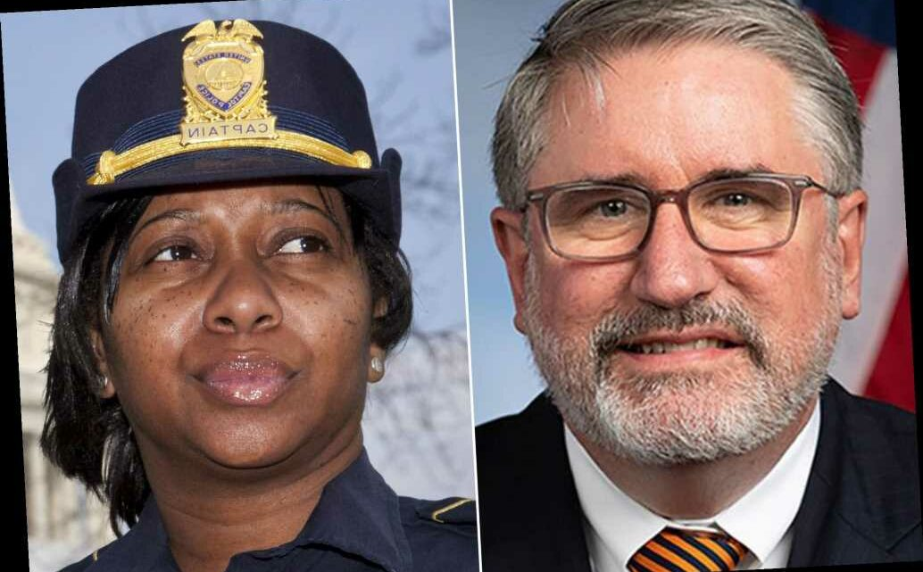 Acting House Sergeant-at-arms, Capitol Police chief to testify before Congress today