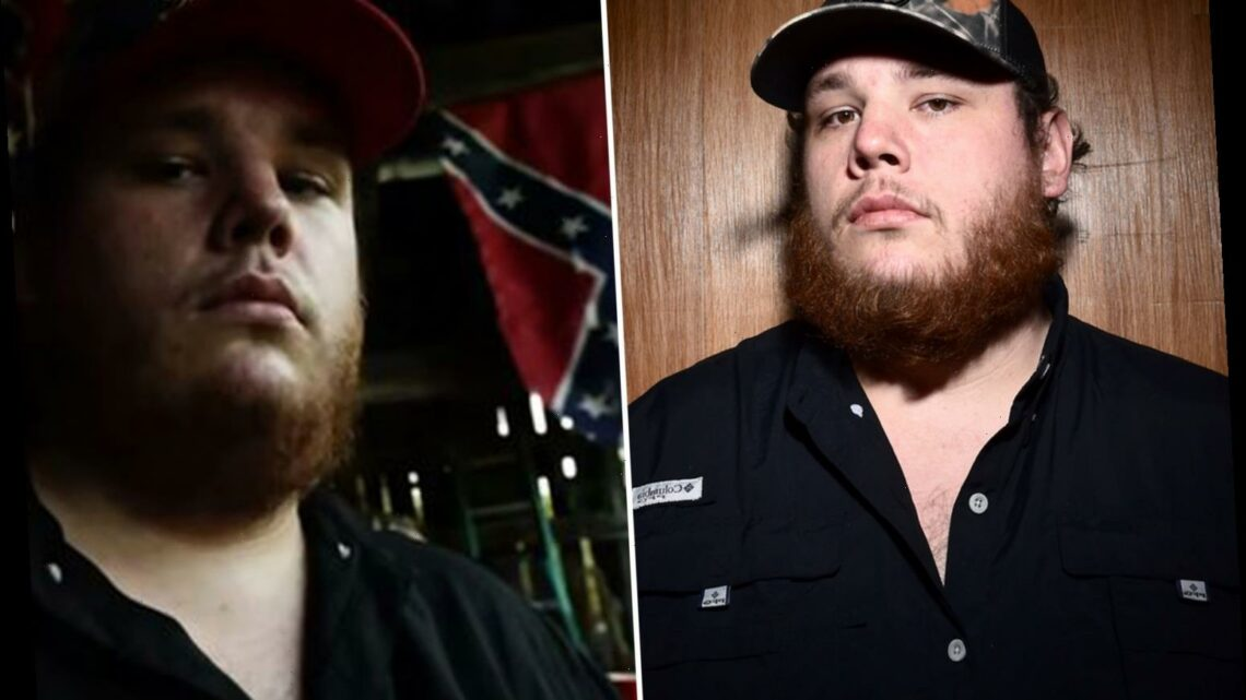 Country singer Luke Combs apologizes for waving Confederate flag in past music video and says 'there's no excuse'
