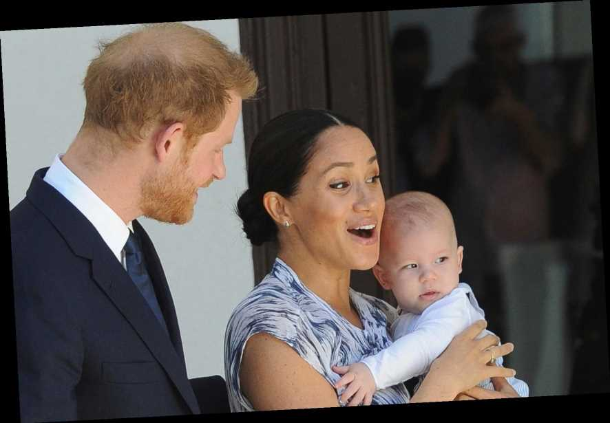 Meghan and Harry latest news: Duchess' staff responsible for removing her name from Archie's birth certificate