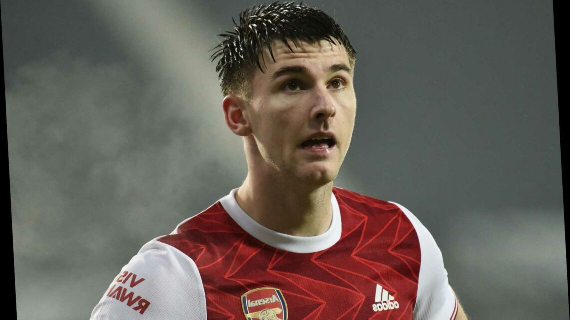 Arsenal make left-back transfer top summer priority with Mikel Arteta keen to bring in Kieran Tierney back-up