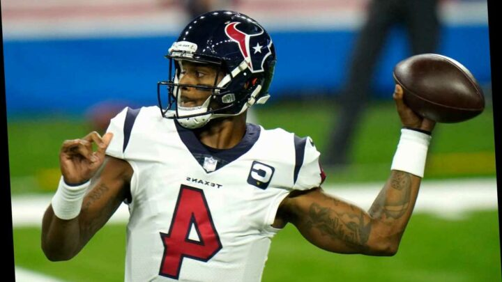 Plugged-in Texans reporter: If Deshaun Watson gets traded 'it would be to the Jets'