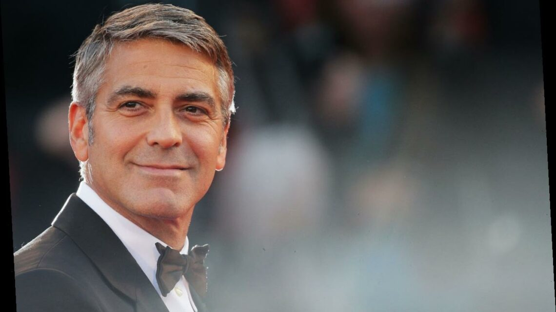 George Clooney Had To Shoot a Bunch of Scenes from 'One Fine Day' with a Broken Eye Socket — 'We Blocked Half of My Face with a Kid'