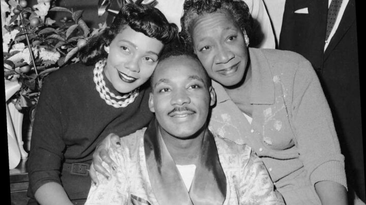 The Three Mothers Shares Untold Stories of MLK Jr., Malcolm X, James Baldwin's Moms