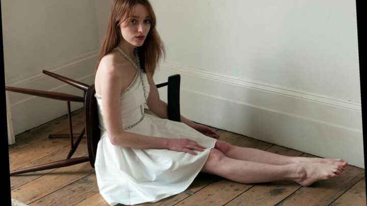 Bridgerton Star Phoebe Dynevor Lands First Fashion Campaign in Self-Portrait's New Ads