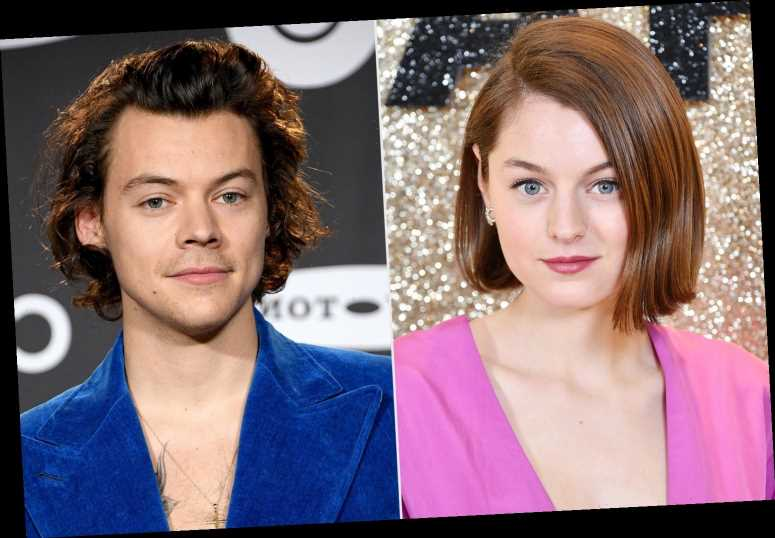 Harry Styles and The Crown's Emma Corrin to Star in Amazon's Gay-Themed Drama My Policeman