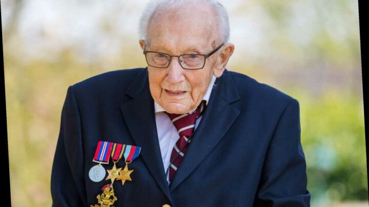 Inside Capt. Sir Tom Moore's Inspiring Life: From Serving in WWII to Being Knighted by the Queen