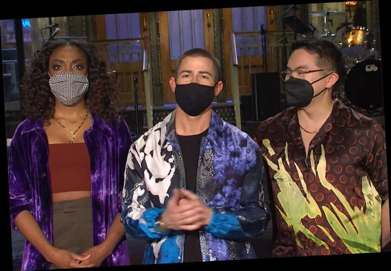 Nick Jonas Hilariously Clashes with Bowen Yang and Ego Nwodim in SNL Promos Ahead of Hosting Debut