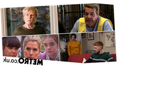 Corrie Aidan returns, EastEnders Tina is found and 23 more soap spoilers
