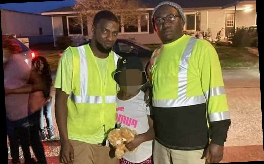 Louisiana sanitation workers save 10-year-old girl kidnapped by sex offender