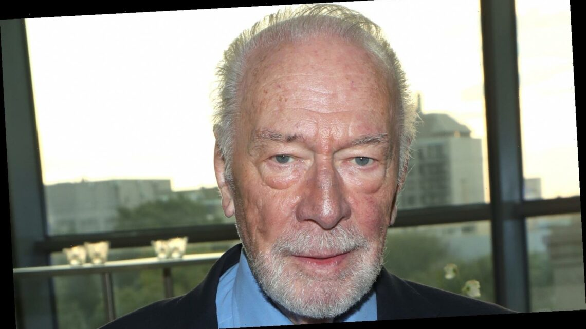The Movie Christopher Plummer Was Filming Before His Death