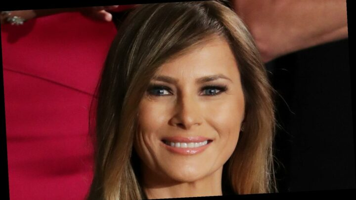 Donald Trump's Absence From Melania Trump's Latest Message Is Raising Eyebrows