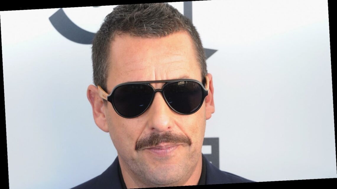 Adam Sandler Just Reprised This Famous Role On Twitter