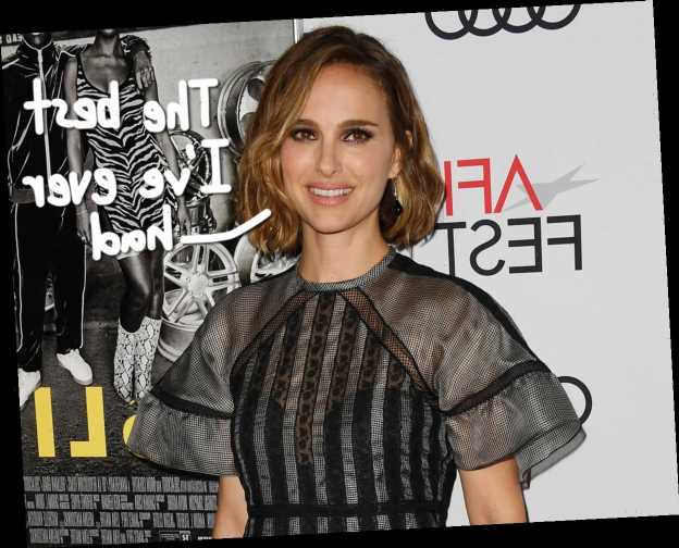 Natalie Portman Reveals Her Only Male Mentor In Hollywood Who Wasn't 'Creepy'