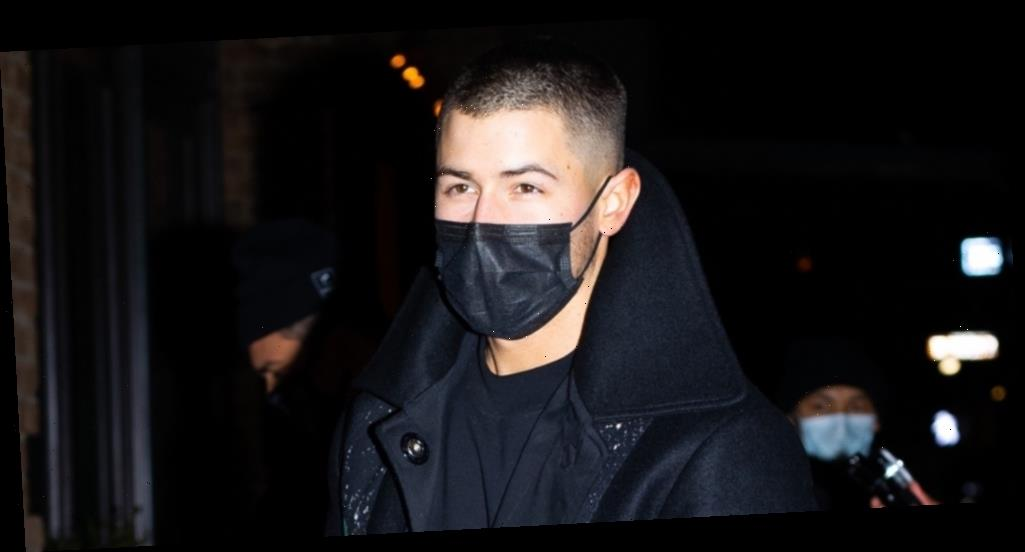 Nick Jonas Wraps Up Full Day of 'SNL' Rehearsals Ahead of Hosting & Performing This Weekend
