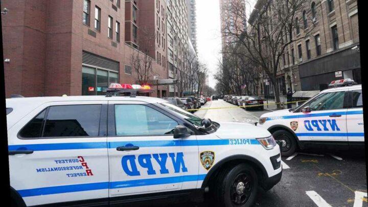 Robbers posing as cops in NYC mug two people, pummel street vendor
