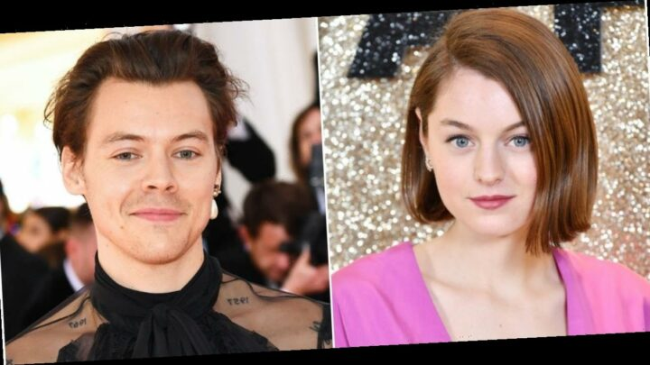 An Investigation Into Harry Styles and Emma Corrin's Truly Enviable Friendship
