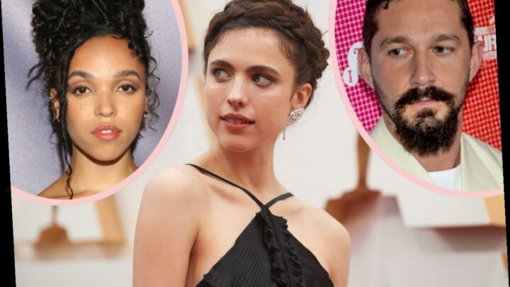Shia LaBeouf's Most Recent Ex Margaret Qualley Thanks FKA Twigs For Speaking Out About Abuse