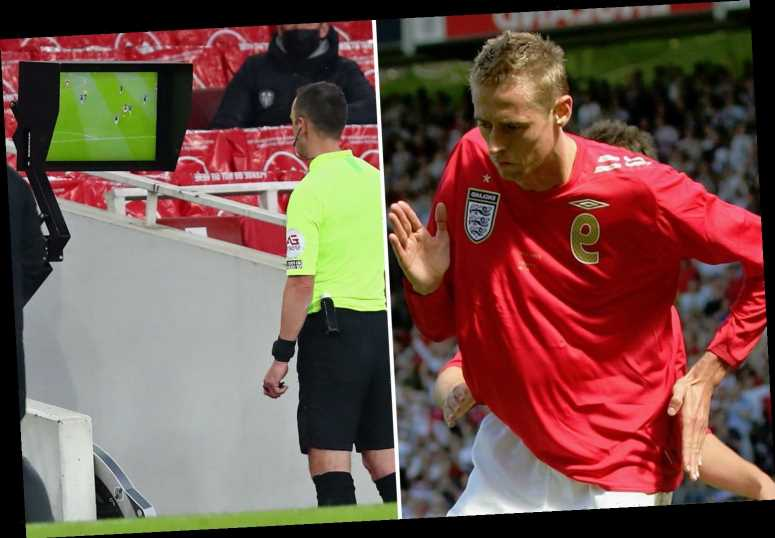 Peter Crouch admits he would never have dared do iconic robot celebration in VAR era in case goal was ruled out
