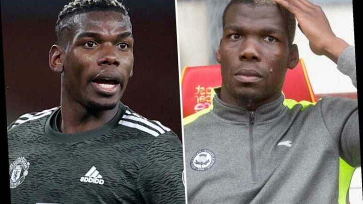 Paul Pogba's brother Mathias warns Man Utd to 'sell him now if they want money… if not, he'll go for FREE'