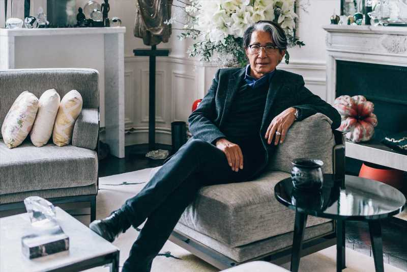 Kenzo Takada's Art and Furniture Collection to Be Auctioned