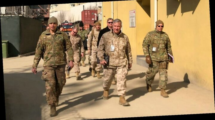 US goes year without combat death in Afghanistan for first time in two decades