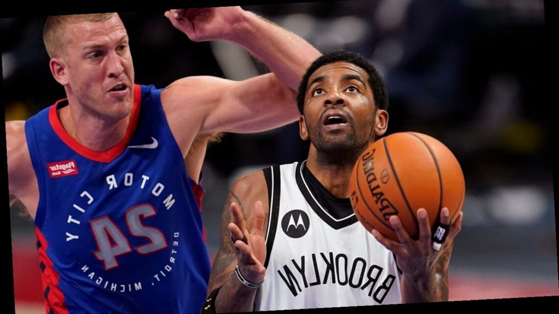 Kyrie Irving: Nets 'look very average' after third straight loss