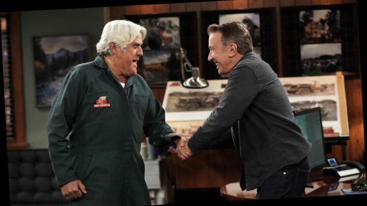 'Last Man Standing' sees Tim Allen's Mike Baxter butt heads with Jay Leno's Joe