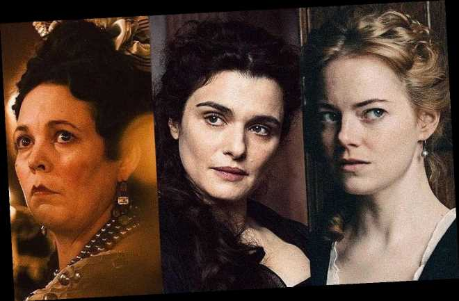 Emma Stone and Rachel Weisz Gave Up Oscar Nomination for 'The Favourite' Co-Star Olivia Colman