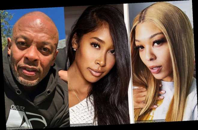 Moniece Slaughter Disses Apryl Jones Over 'Not New' Romance With Dr. Dre