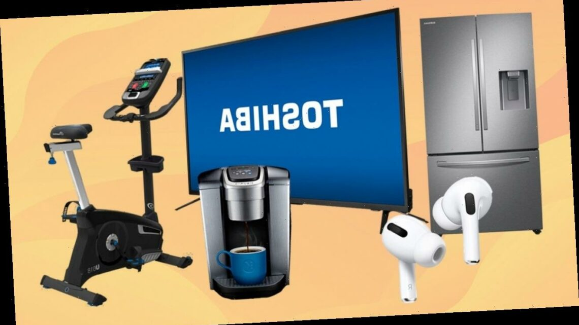 Best Buy's Presidents' Day Deals: Up to 60% Off Major Home Appliances