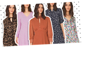 This new collection ticks off every spring dress trend going