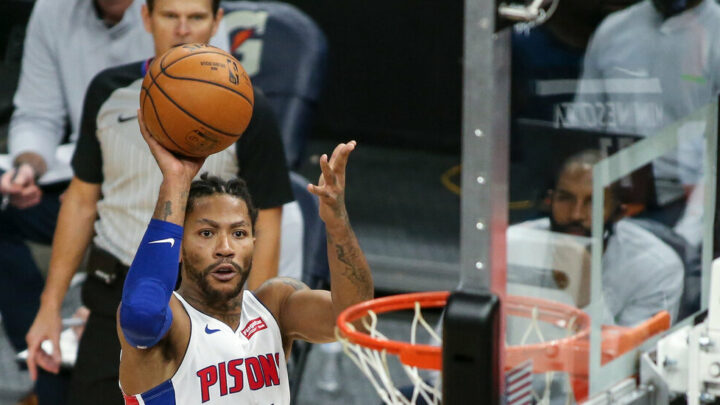Knicks Nearing Trade for Derrick Rose