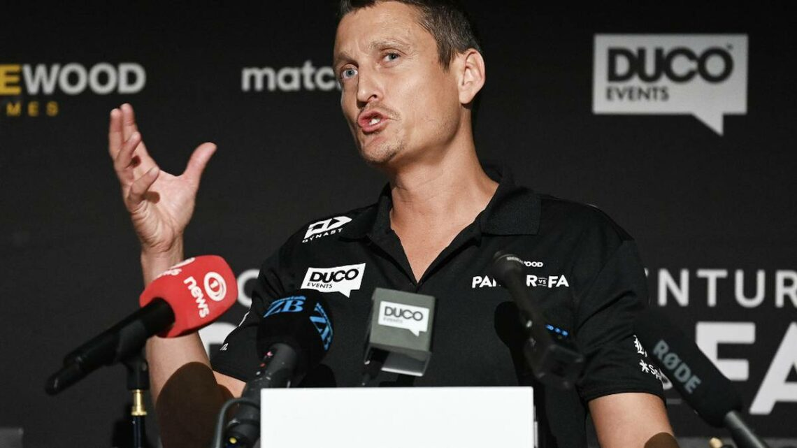 Joseph Parker v Junior Fa: Duco reveals the extent of risk involved in staging fight during a pandemic