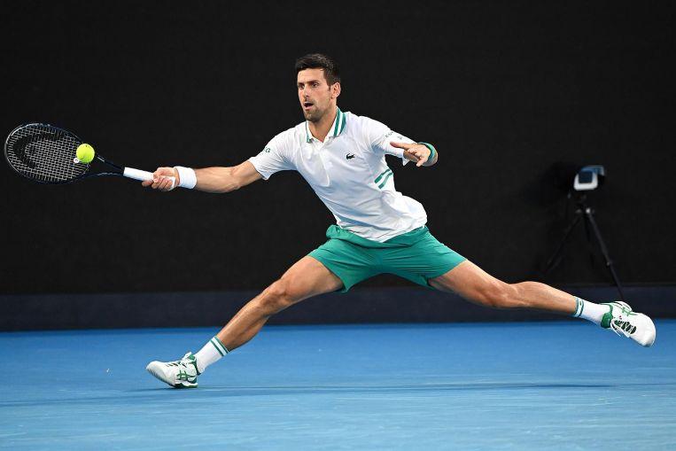 On Planet Djokovic, tenacity, talent and turbulence
